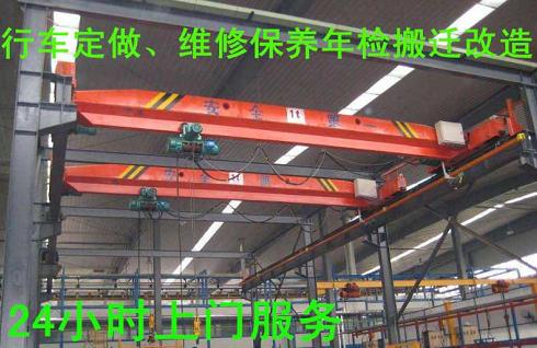 宁波起重机厂家直销:重机的安全保护装置试验