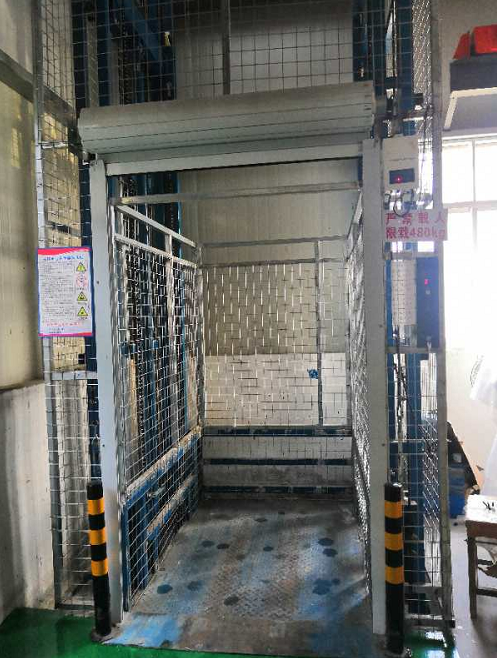 车间货梯固定式升降平台安装步骤--宁波货梯维修